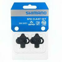 Shimano SPD Schoenplaatjes SM-SH51 Voor SPD Pedalen
