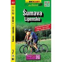 Shocart Maps Fietskaart 157 Sumava Lipensko