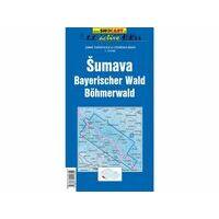 Shocart Maps Skikaart SH185 Sumava