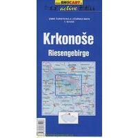 Shocart Maps Skikaart SH90 Krknose