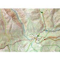 Shocart Maps Wandelkaart 1096 Zapadne Tatry