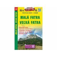 Shocart Maps Wandelkaart 226 Mala Fatra - Vel'ka Fatra