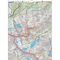 Shocart Maps Wandelkaart 703 Nizke Tatry - Lage Tatra