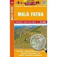 Shocart Maps Wandelkaart 705 Malá Fatra - Kleine Fatra