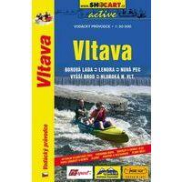 Shocart Maps Watersportkaart Vltava - Moldau