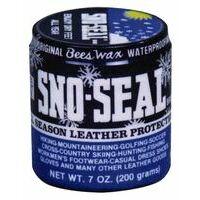 Sno-seal Sno Seal Pot 200 Gram - Bijenwas Voor Leren Schoenen