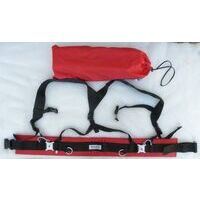 Snowsled Hauling Harness For Shaft Full
