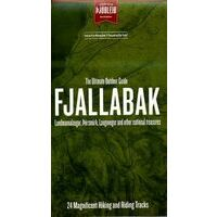 Sogur Maps Wandelkaart Fjallabak