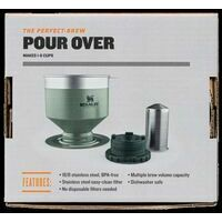 Stanley The Perfect Brew Pour Over Hammertone Green