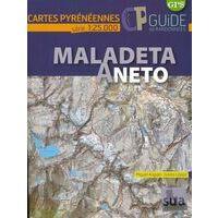Sua Edizioak Kaarten Wandelkaart Maladeta - Aneto