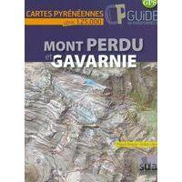 Sua Edizioak Wandelkaart Mont Perdu & Gavarnie