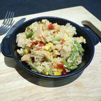 Summit To Eat Chicken Fried Rice - Gebakken Rijst Met Kip