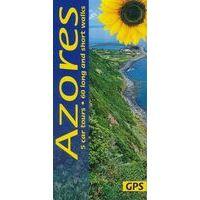 Sunflower Wandelgids Azores - Azoren
