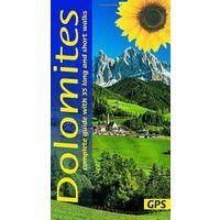 Sunflower Wandelgids Dolomites - Dolomieten