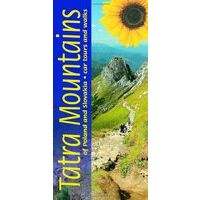 Sunflower Wandelgids Tatra Mountains Slowakije Polen
