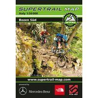 Supertrail Maps Supertrail MTB-kaart Bolzano Zuid Bozen