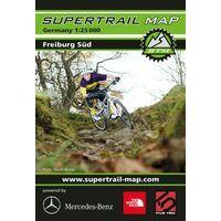 Supertrail Maps Supertrail MTB-kaart Freiburg Zuid