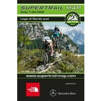 Supertrail Maps Supertrail MTB-kaart Gardameer Zuid