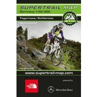 Supertrail Maps Supertrail MTB-kaart Tegernsee - Schliersee