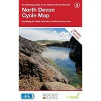 Sustrans Maps Cycle Map 03 North Devon