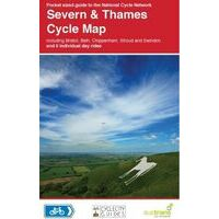 Sustrans Maps Cycle Map 11 Severn & Thames