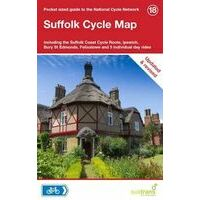 Sustrans Maps Cycle Map 18 Suffolk
