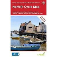Sustrans Maps Cycle Map 19 Norfolk