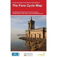 Sustrans Maps Cycle Map 20 The Fens