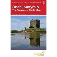 Sustrans Maps Cycle Map 42 Oban, Kintyre & The Trossachs