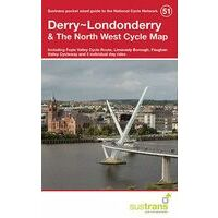 Sustrans Maps Cycle Map 51 Derry-Londonderry