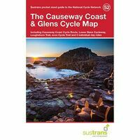 Sustrans Maps Cycle Map 52 The Causeway Coast & Glens