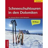Tappeiner Schneeschuhtouren In Den Dolomiten