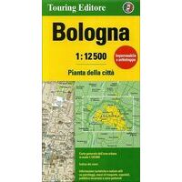 TCI Stadsplattegrond Bologna 1:12.500