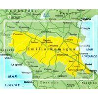 TCI Wegenkaart 6 Emilia-Romagna