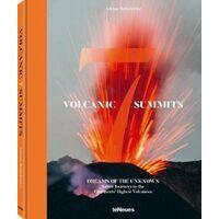 TeNeues Volcanic 7 Summits - Fotoboek