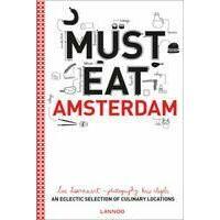 Terra Uitgeverij Must Eat Amsterdam