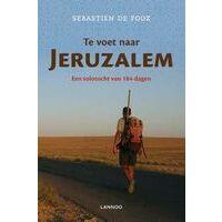Terra Uitgeverij Te Voet Naar Jeruzalem - Een Solotocht Van 184 Dagen
