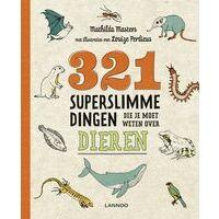 Terra Uitgeverij 321 Superslimme Dingen Die Je Moet Weten Over Dier