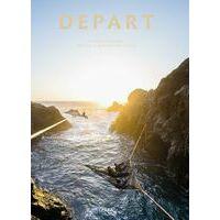 Terra Uitgeverij Depart - A Photographic Travel And Adventure Guide