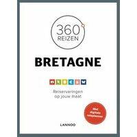 Terra Uitgeverij Reisgids 360 Bretagne