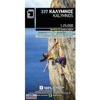 Terrain Maps Wandelkaart 337 Kalymnos