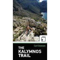 Terrain Maps Kalymnos Trail Wandelgids