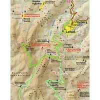 Terrain Maps Wandelkaart 310 Paros En Antiparos