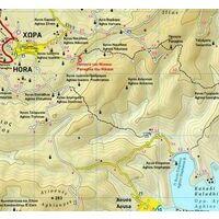 Terrain Maps Wandelkaart 302 Kythnos