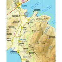 Terrain Maps Wandelkaart 322 Skyros