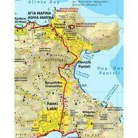 Terrain Maps Wandelkaart 305 Syros