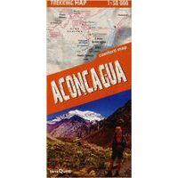 TerraQuest Trekkingmap Aconcagua 1:50.000