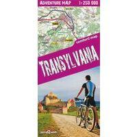 TerraQuest Wegenkaart Transsylvanië