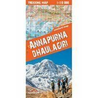 TerraQuest Trekkingkaart Annapurna - Dhauligiri