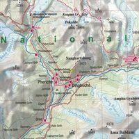 TerraQuest Trekkingkaart Mount Everest